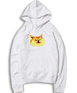 Shiba Inu Doge 8 Bit Hoodie