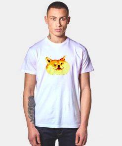 Shiba Inu Doge 8 Bit T Shirt