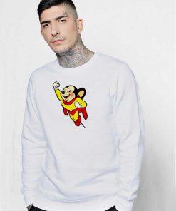 Super Mickey Mouse Hero Sweatshirt