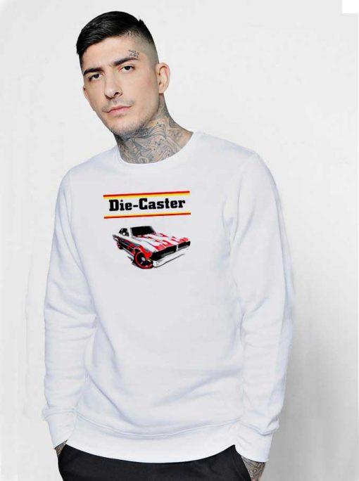 Vintage Die Caster Hotwheels Sweatshirt