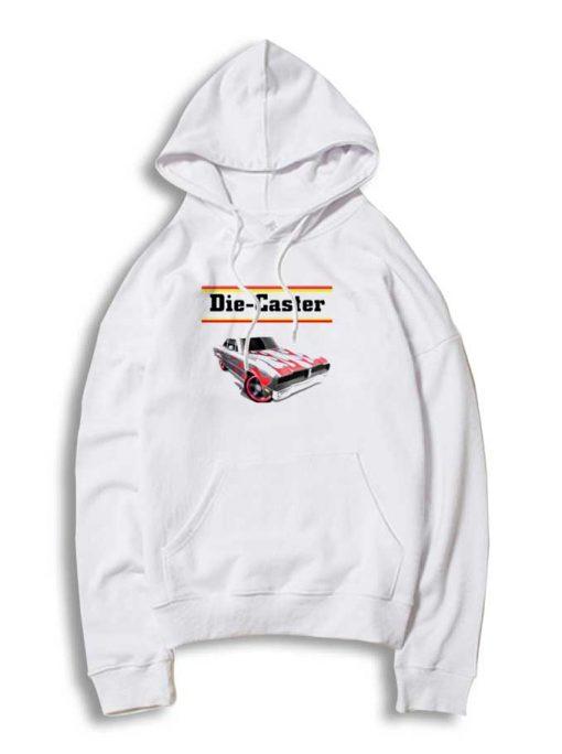 Vintage Die Caster Hot Wheels Hoodie