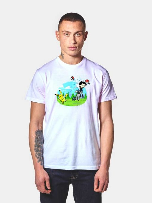 Let's See How You Like It Pokemon T Shirt