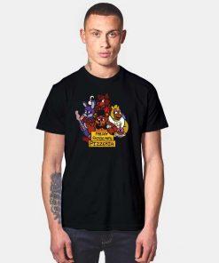 Freddy Fazbears Pizzeria T Shirt