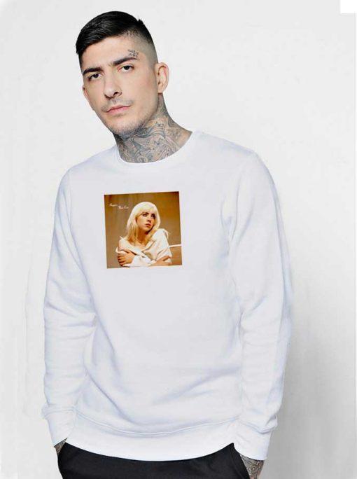 Happier Than Ever Billie Eilish Sweatshirt