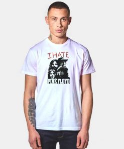 I Hate Pink Floyd T Shirt