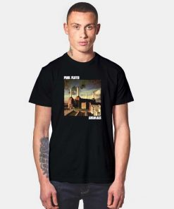 Pink Floyd Animals Old Factory T Shirt