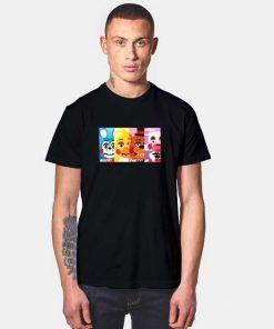 Rock Eat Party Play FNAF T Shirt
