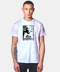 Wise Puppet Baby Yoda T Shirt