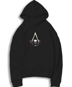 Assassins Creed Skull Symbol Hoodie