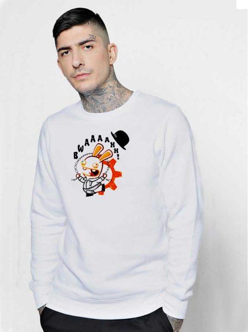 Dim The Rabbid Droog Chain Sweatshirt