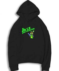 Green Jazz Jackrabbid Hoodie