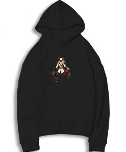 I'm An Assassin So You Dead Hoodie