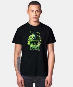Loki Master of Manupulatif T Shirt