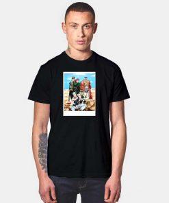 Stardust Crusaders Jojo Anime T Shirt