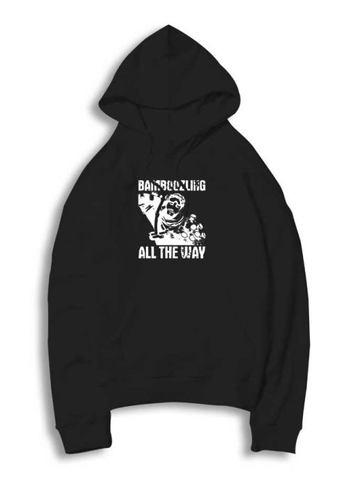 Bamboozling All The Way Mirage Hoodie
