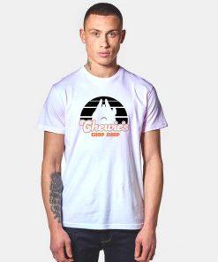 Chewie's Chop Shop Star Wars T Shirt