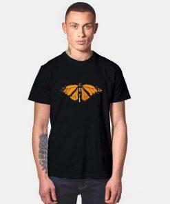 Ctrl Butterlfy Effect T Shirt
