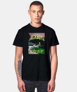 Jackboys Poster Travis Scott T Shirt