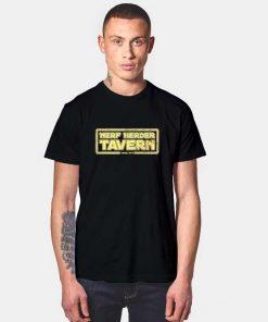 Nerf Herder Tavern Since 1977 T Shirt