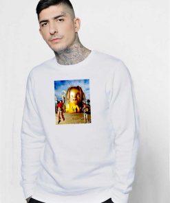 Astro World Tour Kid Poster Sweatshirt