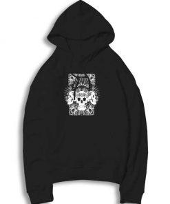 Entity Skulls Artistic Logo Hoodie