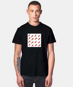 Funny Red Hot Chili Paper T Shirt