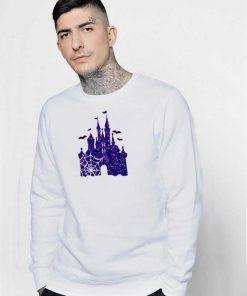 Halloween Disney Castle Sweatshirt