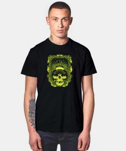Inkfection Skull Bandana Logo T Shirt