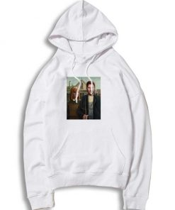 Owen and Claire Jurassic World Hoodie