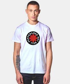 Red Hot Bell Peppers Logo T Shirt