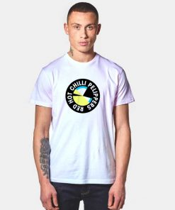Red Hot Chili Pelippers Logo T Shirt