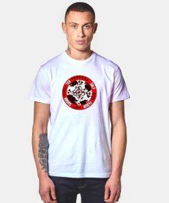 Salt Flour Sugar Tea Red Hot Chili Peppers T Shirt