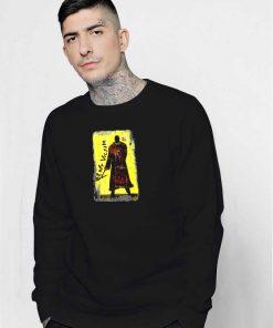 Vintage Candyman Be My Victim Halloween Sweatshirt