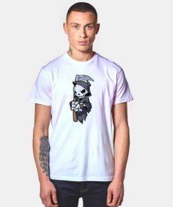 Grim Reaper Repeat T Shirt