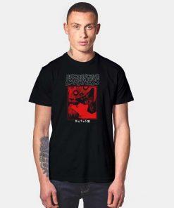 Junji Ito Bloodsucking Darkness T Shirt