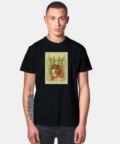Junji Ito Japanese Horror T Shirt