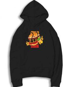 Monster Burger King Hoodie