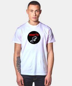 Mouse Rat Circle Logo T Shirt